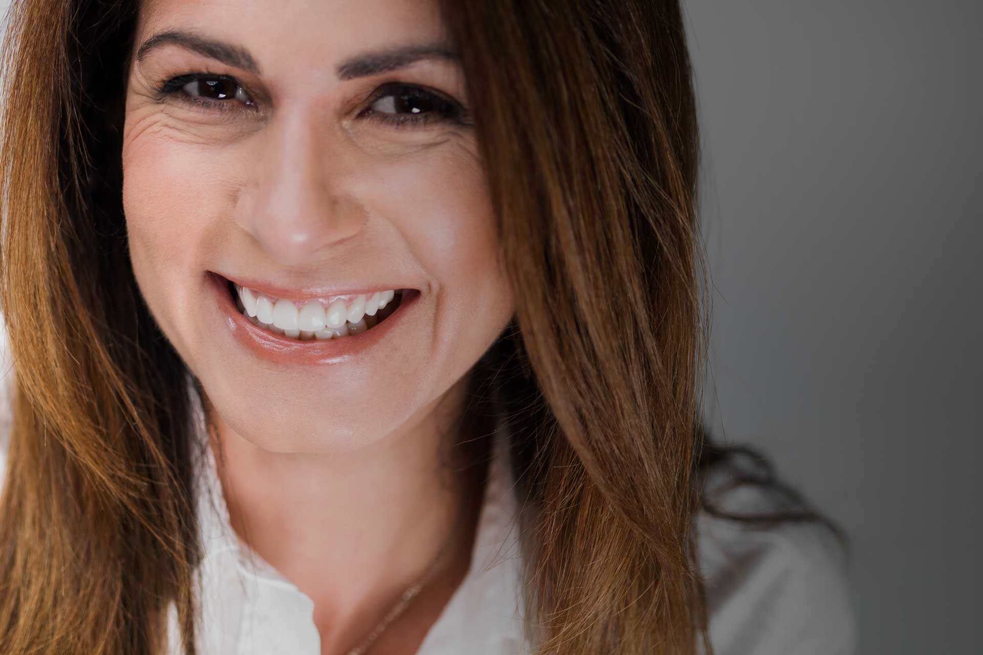 Invisalign patient at the best Dentist Melbourne