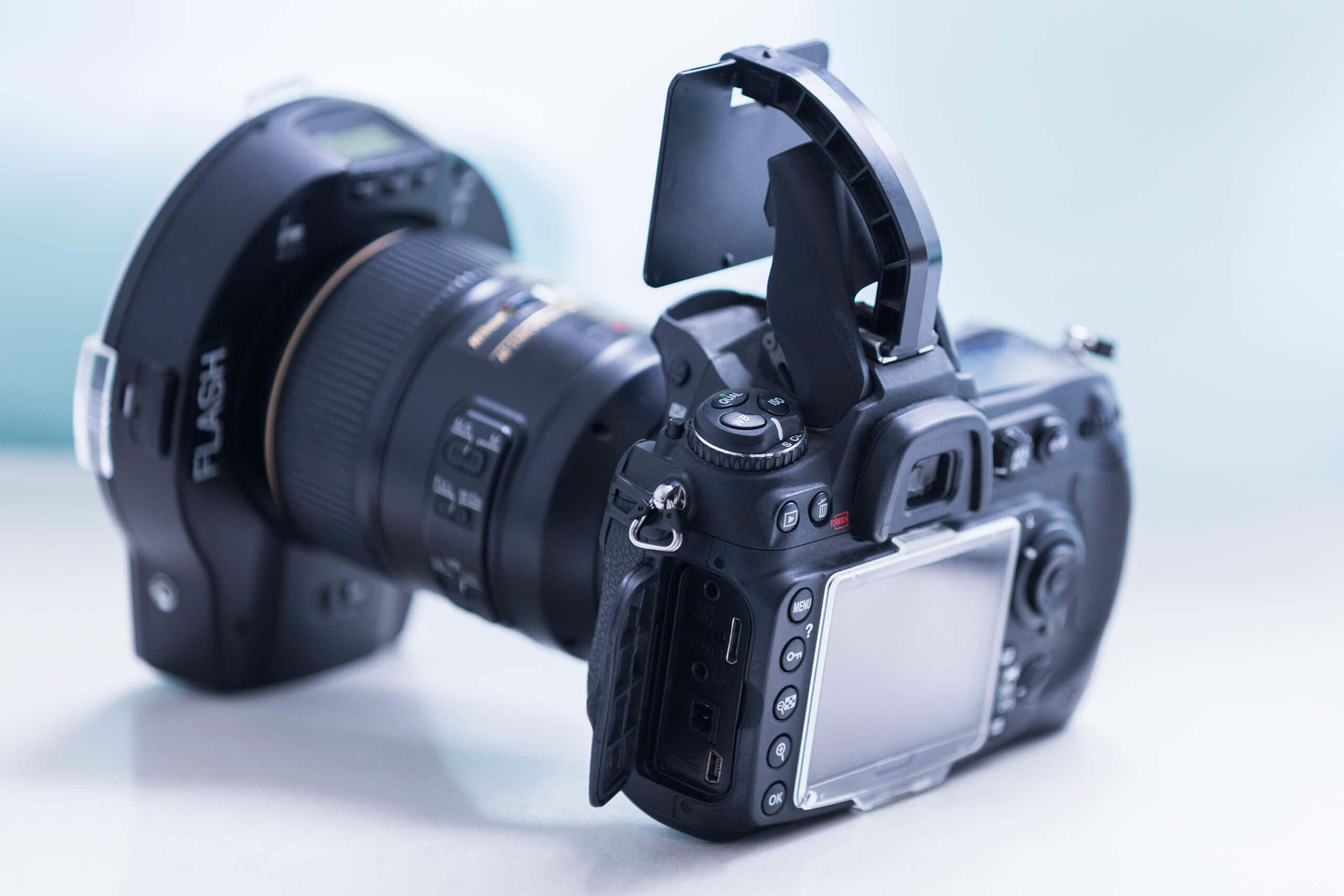 Camera used for digital smile design at the best dentist melbourne